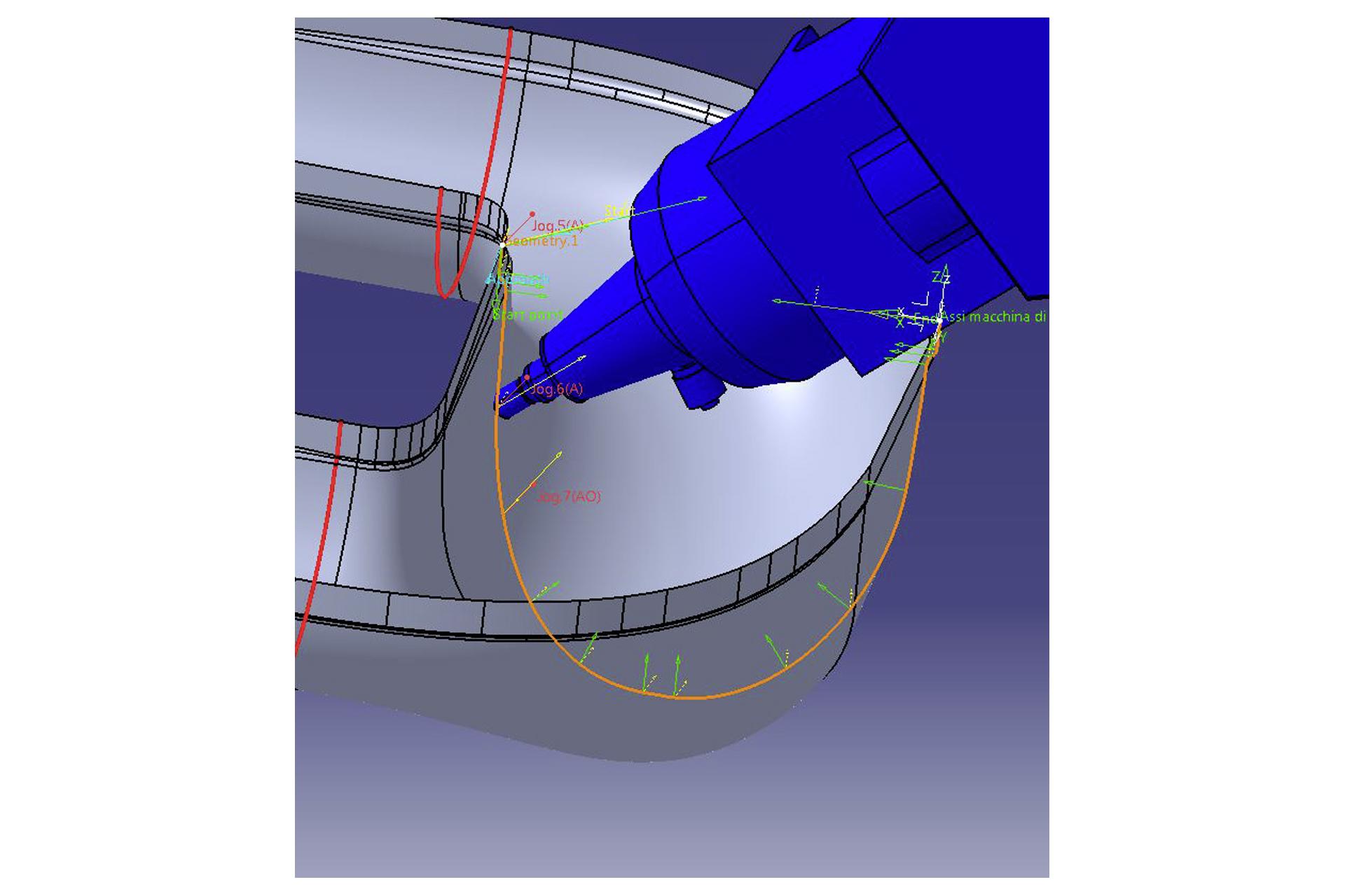 Corte por láser 2D/3D