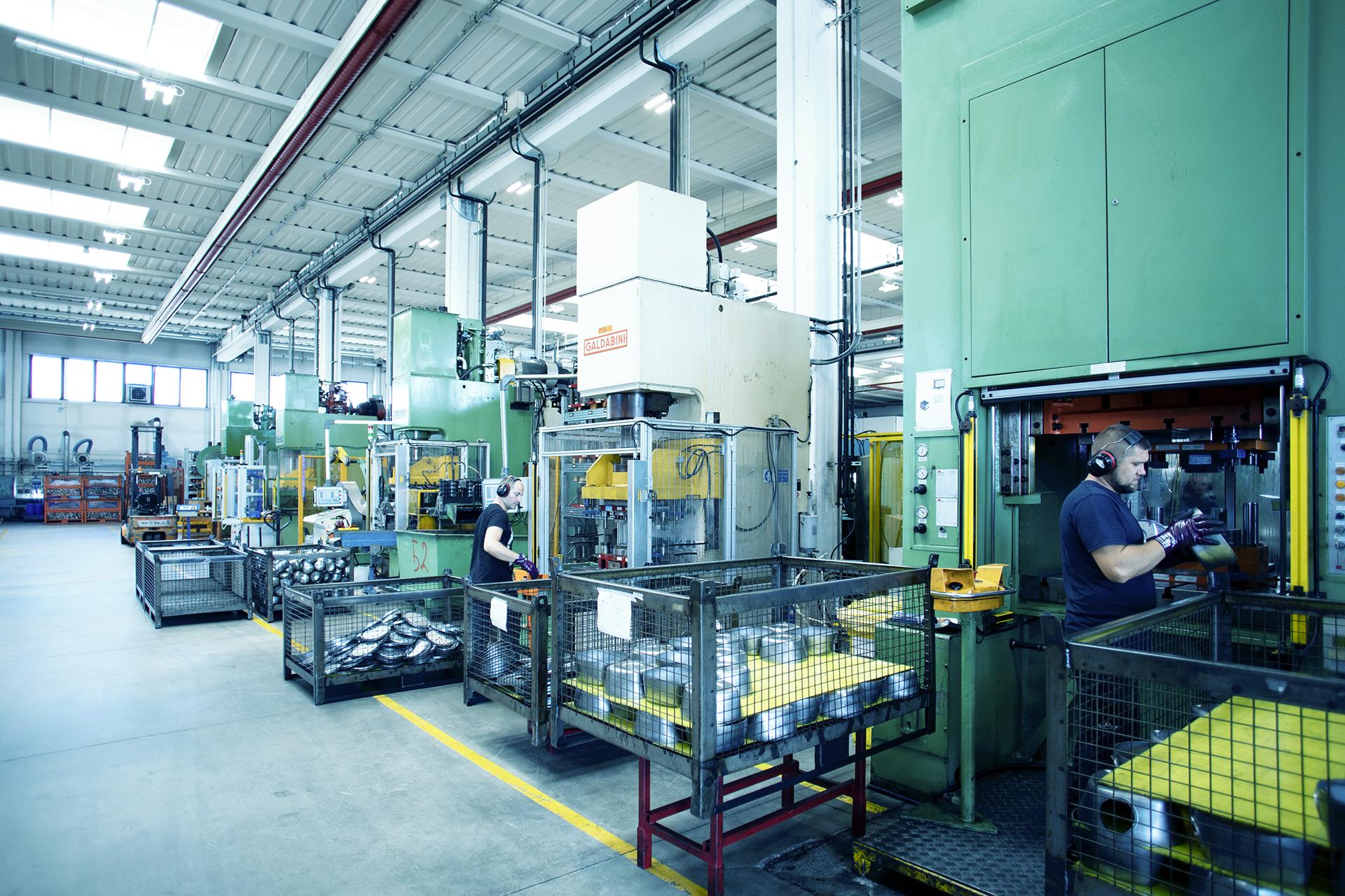 Produzione e tecnologia