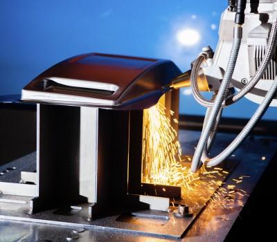 2D/3D-Laserschneiden